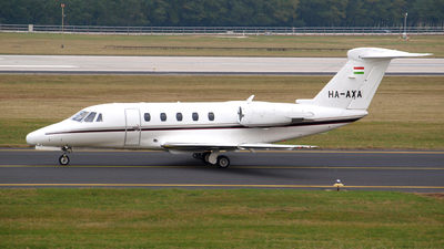 HA-AXA - Cessna 650 Citation III - Private