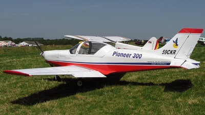 59-CKR - Alpi Pioneer 300 - Private