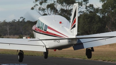 VH-AZK - Piper PA-24-260 Comanche - Private