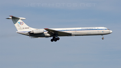 RA-86530 - Ilyushin IL-62M - Domodedovo Airlines