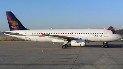 N461TA - Airbus A320-233 - TACA International Airlines