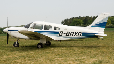 A picture of GBRXD - Piper PA28181 - [288290126] - © Brian Whitelegg
