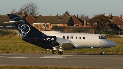 G-TCAP - British Aerospace BAe 125-800B - BAe Systems