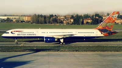 G-BIKF - Boeing 757-236 - British Airways