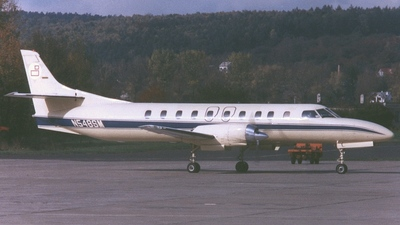 N548SM - Swearingen SA226-AT Merlin IV - Private
