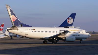 D-AHIE - Boeing 737-73S - Hamburg International