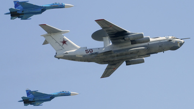 50 - Beriev A-50 Mainstay - Russia - Air Force