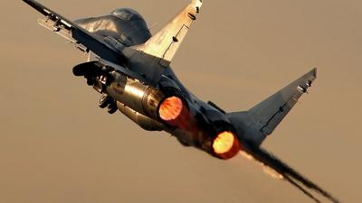 108 - Mikoyan-Gurevich MiG-29A Fulcrum - Poland - Air Force