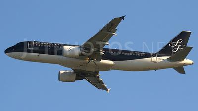 JA03MC - Airbus A320-214 - Starflyer