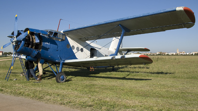 SP-AIN - PZL-Mielec An-2 - Private