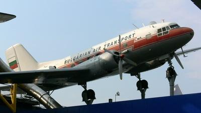 0833 - Ilyushin IL-14 - Balkan Bulgarian Airlines
