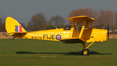 A picture of GAOIS - De Havilland DH82 Tiger Moth - [83034] - © Dave Marshall