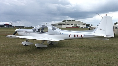 A picture of GRAFB - Grob G115 - [8079] - © Paul Chandler