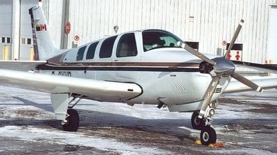 C-GYVP - Beechcraft A36 Bonanza - Private