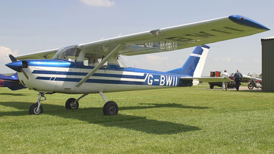 G-BWII - Cessna 150G - Private