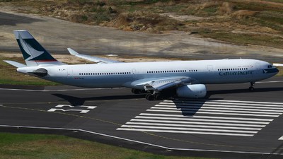 B-LAH - Airbus A330-342 - Cathay Pacific Airways