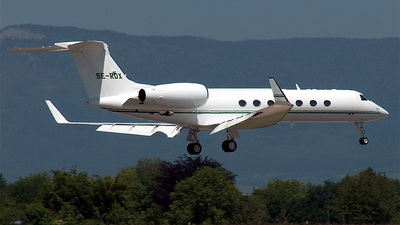 SE-RDX - Gulfstream G550 - IFS International Flight Service