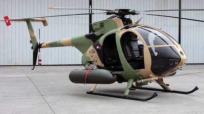 H-134 - MD Helicopters MD-530F Lifter - Chile - Army