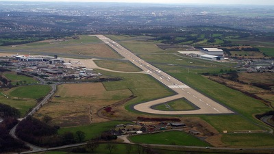 EGNM - Airport - Airport Overview