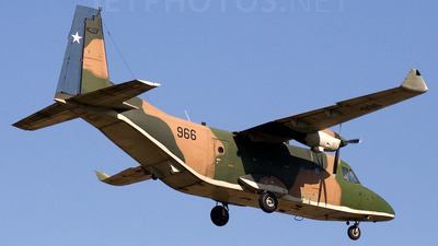 966 - CASA C-212-300 Aviocar - Chile - Air Force