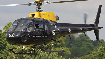 ZJ262 - Eurocopter Squirrel HT.1 - United Kingdom - Defence Helicopter Flying School