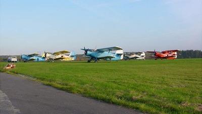 EPKM - Airport - Ramp
