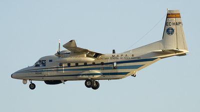 EC-HAP - CASA C-212-400MP Aviocar - Spain - Ministry of Agriculture