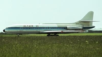 I-GISE - Sud Aviation SE 210 Caravelle III - Altair Linee Aeree