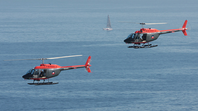 38 - Bell 206B JetRanger - Chile - Navy