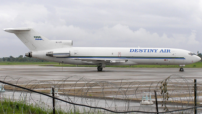 9L-LFD - Boeing 727-227(Adv)(F) - Destiny Air
