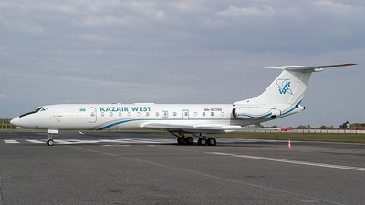 UN-65799 - Tupolev Tu-134B-3 - Kazair West Aviation
