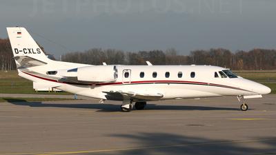D-CXLS - Cessna 560XL Citation XLS Plus - Private