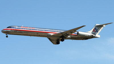 N449AA - McDonnell Douglas MD-82 - American Airlines