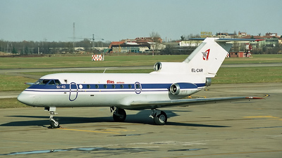 EL-CAR - Yakovlev Yak-40 - Ales Airlines