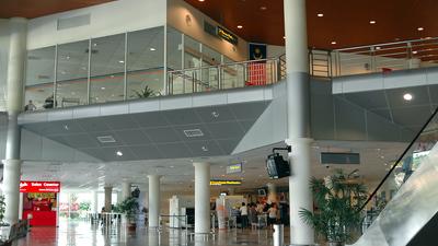 WBGB - Airport - Terminal