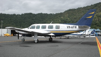 VH-AFW - Piper PA-31-350 Chieftain - Private