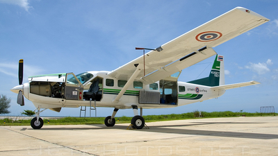 1921 - Cessna 208B Grand Caravan - Thailand - Bureau of Royal Rainmaking and Agricultural Aviation (KASET)