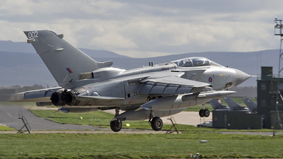 ZA367 - Panavia Tornado GR.4 - United Kingdom - Royal Air Force (RAF)