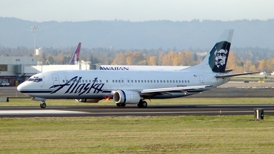 N779AS - Boeing 737-4Q8 - Alaska Airlines