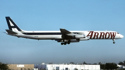 N661AV - Douglas DC-8-63(CF) - Arrow Air