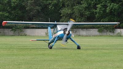 SP-AHW - PZL-Okecie 104 Wilga 35A - Aero Club - Ziemi Mazowieckiej