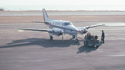 N4947M - Beechcraft 90 King Air - Private