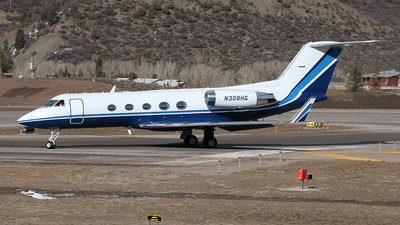N308HG - Gulfstream G-III - Corporate Flight