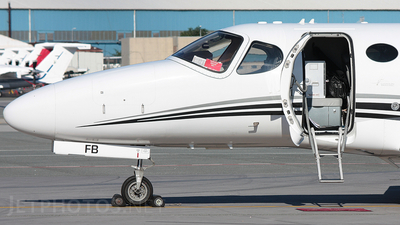 OE-FFB - Cessna 510 Citation Mustang - GlobeAir