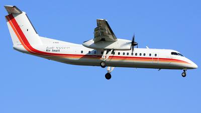 A picture of CFAID - De Havilland Canada Dash 8300(F) - Air Inuit - © Daniel Lapierre Forget