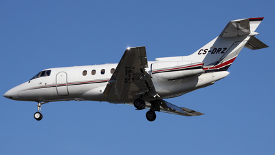 CS-DRZ - Raytheon Hawker 800XPi - NetJets Europe