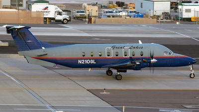 N210GL - Beech 1900D - Great Lakes Airlines