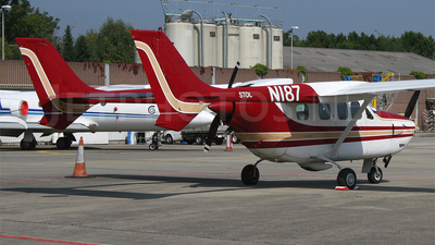 N187 - Cessna T337G Super Skymaster - Private