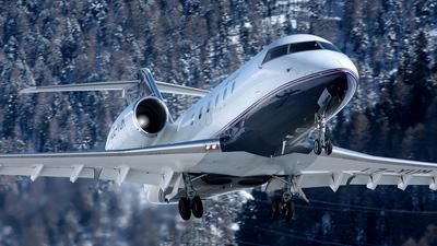 LZ-YUM - Canadair CL-600-1A11 Challenger 600 - Air Lazur