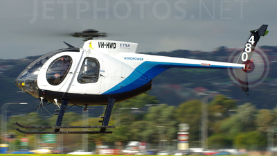 A picture of VHHWD - Robinson R44 II - [12876] - © Martin Eadie
